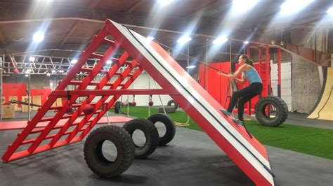 Interior Design Kitchener Waterloo canada s largest indoor obstacle course opens in calgary