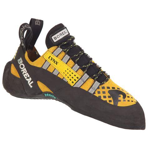 buy climbing shoes boreal lynx climbing shoes buy alpinetrek co uk