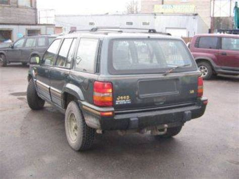 1993 Jeep Grand Transmission 1993 Jeep Grand Pictures For Sale