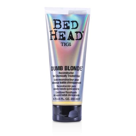 bed head makeup bed head dumb blonde reconstructor for chemically treated