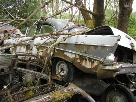 boat salvage parts ontario old car salvage yards history old time junk yard photos