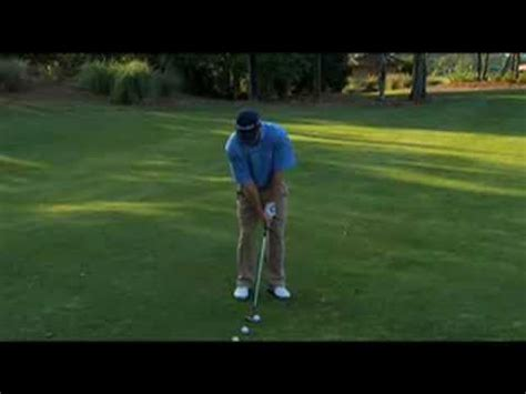 fred funk golf swing professional golfer fred funk knee replacement patient