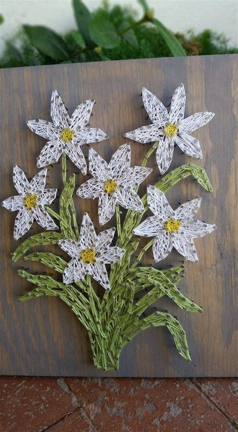 home decor and gifts new string art daisy 317 best string art images on pinterest crafts frames
