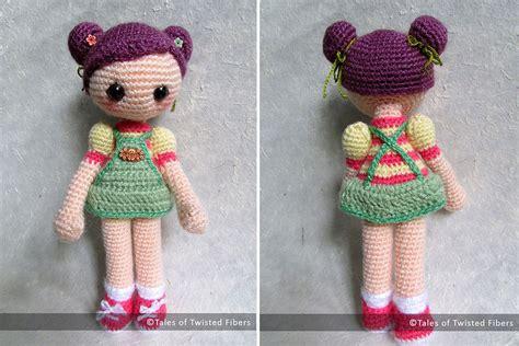 amigurumi patterns doll free cookie the amigurumi girl free pattern tales of twisted