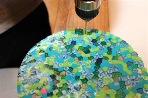 making melted bead suncatchers thriftyfun