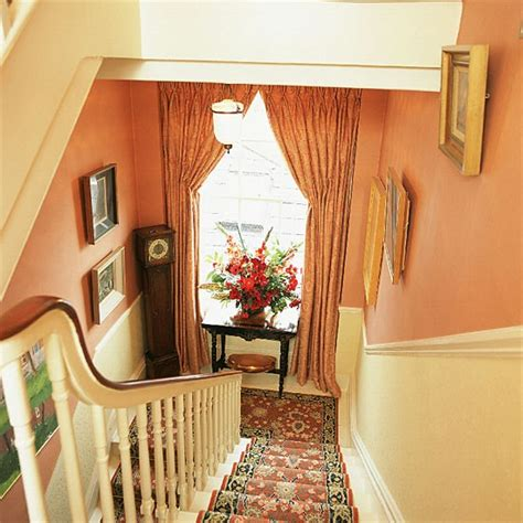 Decorating Ideas For Staircase Landing by Kitchen And Dining Arrangement With Furniture Stair