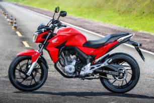 Honda Cb 250 2016 Honda Cb 250 Has Been Launched In Brazil