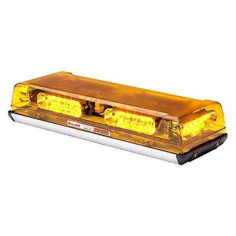 whelen led light bar whelen 174 r2lphpa responder lp series linear led
