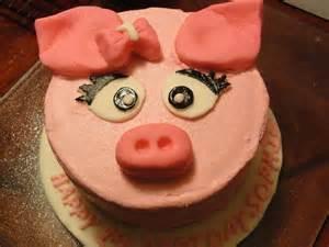 pig cake recipe dishmaps
