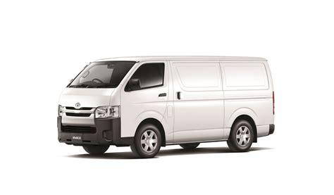 Toyota Hiace Price Malaysia 2015 Toyota Hiace Facelifted In Malaysia