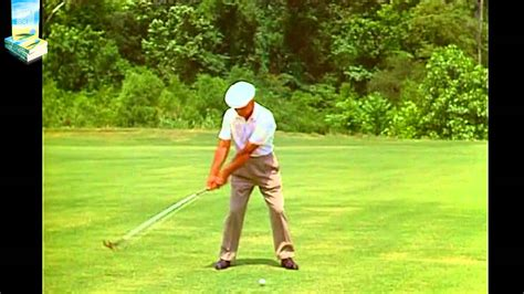 golf swing ben hogan ben hogan golf swing face on driver youtube