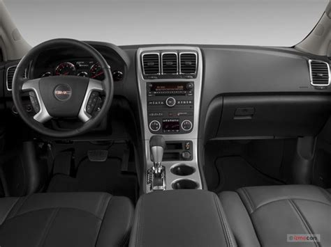 2010 gmc acadia pictures dashboard u s news world report