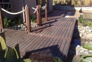 Landscape Timber Disposal Timber Decks Inspiration Birds Landscape Design