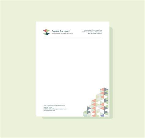 professional letterheads templates free 37 professional letterhead templates free word psd ai
