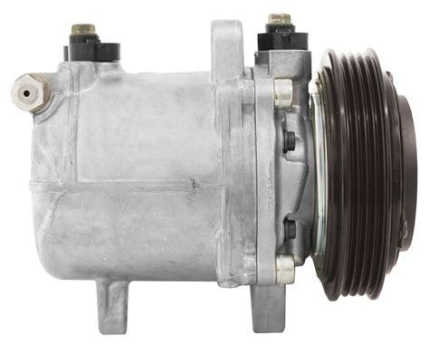 air conditioning compressor suits mitsubishi triton mk 2 4l petrol 2000 2006 ebay