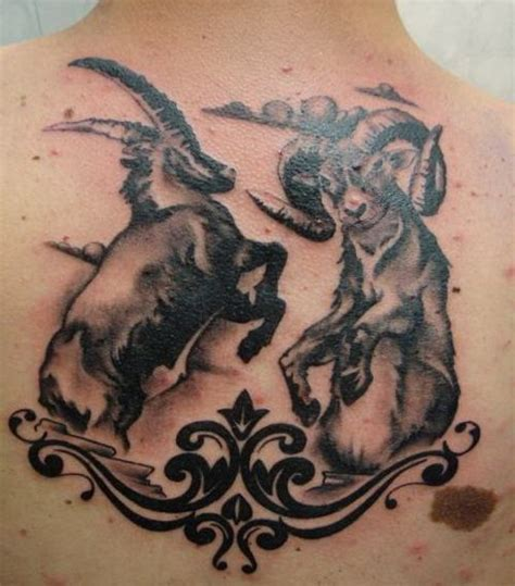 tribal aries debating on this one for my tat in 1000 images about capricorn tattoos design on