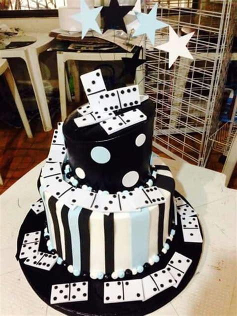 domino cake dominoes cake s birthday cake cakes