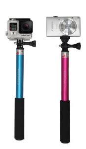 rekomendasi tongsis untuk kamera gopro xiaomi yi