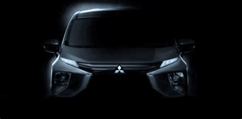 wallpaper xpander 2018 mitsubishi expander people mover teased photos 1