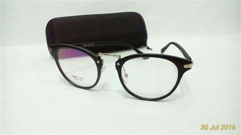 ide terkini frame kacamata wanita wajah oval