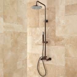 bathroom shower pipe lazzaro exposed pipe shower bathroom