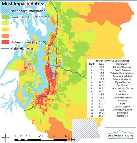 seattle air quality map report where do pollution poverty and race come