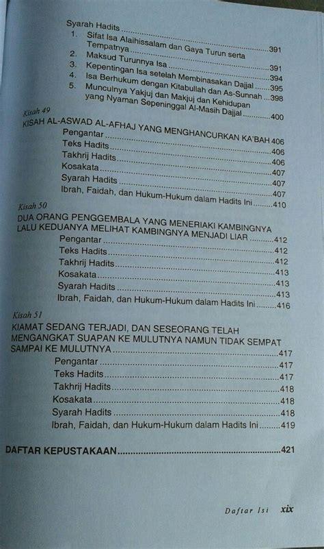408 Hadits Pilihan Kutubus Sittah buku kisah kisah gaib dalam hadits shahih toko muslim title