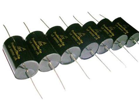 metalized polypropylene capacitors audio preminum metallized polypropylene capacitors axial lead purchasing souring ecvv