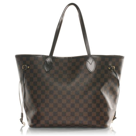 Neverfull Damiere louis vuitton damier ebene neverfull mm 38409