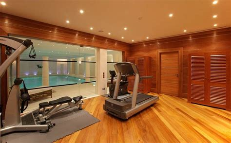 fitnessraum privat luxury villa in blanca marbella homes of the rich