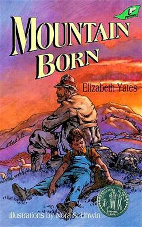 mountain books mountain born by elizabeth yates reviews discussion