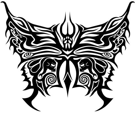 tribal butterfly tattoo designs one of the most popular designs butterfly tattoos