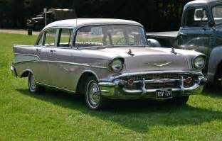 file chevrolet bel air 1957 4door sedan front jpg