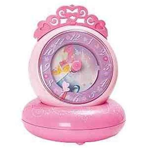disney princess alarm clock co uk toys