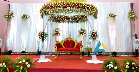 Cherry Decorations For Home Cherry Decorations For Home Reception Reception Stage Decoration At Kandhan Thirumana 160cm