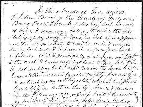 Alamance County Marriage License Records Exploring The Roots Of Your Family Tree Carolina Country