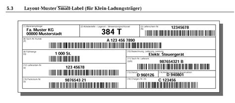 Toner Klt warenanh 228 nger vda 4902 in sap solidforms