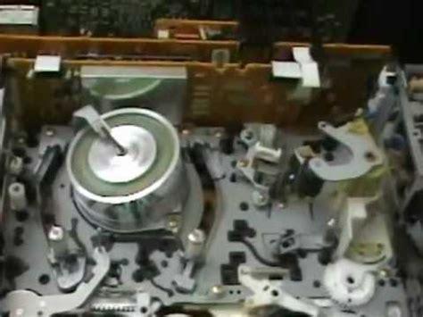 cassetta pulisci testine pulizia testine videoregistratore a cassette