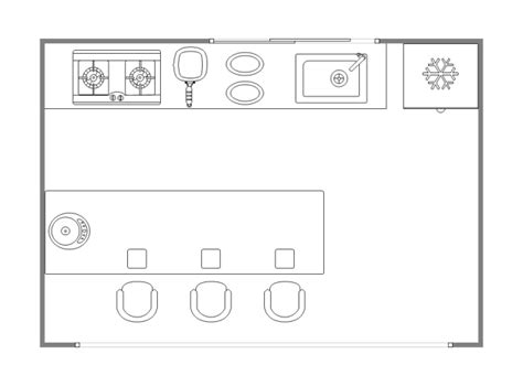 create floor plans free kitchenette plan free kitchenette plan templates