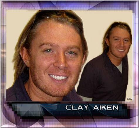 Is Clay Aiken Afraid Of Big Bad Diane Sawyer by Clay Aiken Fans Hit World Idol Poll