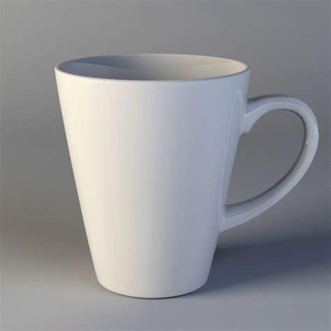 Ceramic Cup 3ds max cup