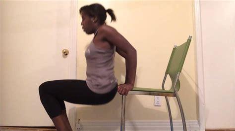 La Chaise Exercice Musculation by Exercice De Musculation Extension Des Triceps Sur Chaise