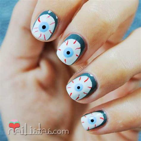 imagenes de uñas acrilicas de halloween 7 u 241 as decoradas para halloween 2014 nailistas u 241 as