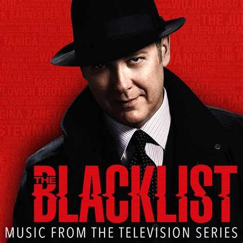 music television shows the blacklist music from the television series