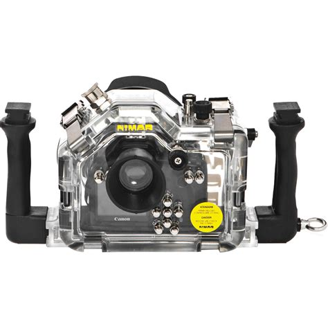 Waterproof Kamera Dslr Canon nimar underwater housing for canon eos 1000d dslr ni1000d