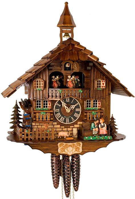 kuku clock black forest imports inc clocks cuckoo clocks 1 day chalet music