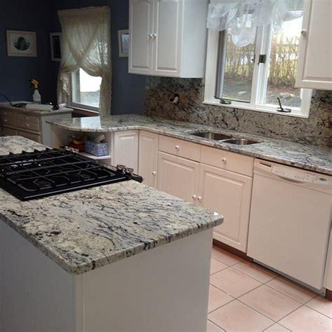 Alaskan White Granite Countertops by Alaska White Granite Countertops Www Innovatestones L