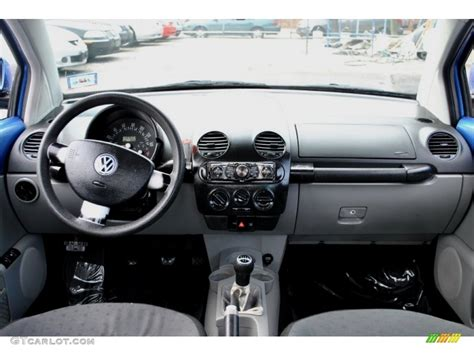 1999 Vw Beetle Interior by 1999 Volkswagen New Beetle Gls Tdi Coupe Black Dashboard
