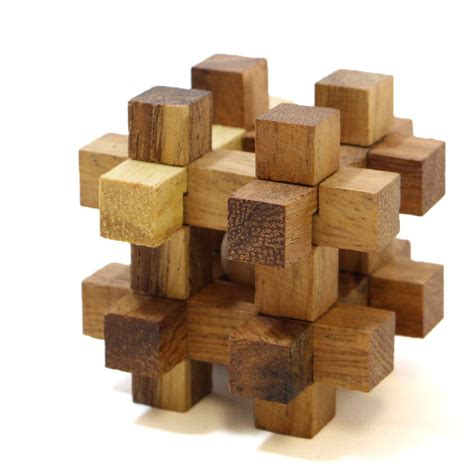 woodworking puzzles 6 wooden puzzles deluxe gift box wood brain teaser puzzles