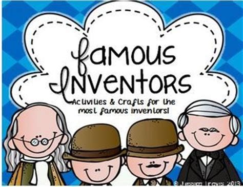 biography for kids scientists and inventors ducksters unit 6 englishlh